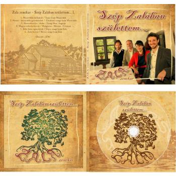 Zala zenekar: Szép Zalában születtem...(CD)
